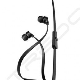 JAYS a-JAYS One+ In-Ear Earphone with Mic - Black