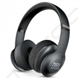 JBL Everest 300BT Wireless Bluetooth Over-the-Ear Headphone with Mic - Black