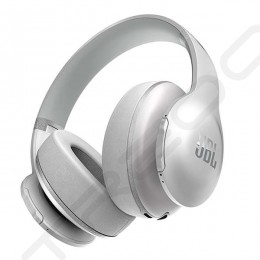 JBL Everest Elite 700NXT Wireless Bluetooth Noise-Cancelling Over-the-Ear Headphone with Mic - White