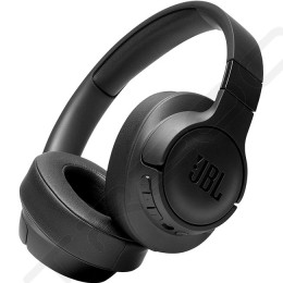 JBL TUNE 750BTNC Noise-Cancelling Wireless Bluetooth On-Ear Headphone with Mic - Black