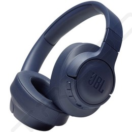 JBL TUNE 750BTNC Noise-Cancelling Wireless Bluetooth On-Ear Headphone with Mic - Blue