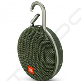 JBL CLIP 3 Wireless Bluetooth Portable Speaker with Mic - Forest Green