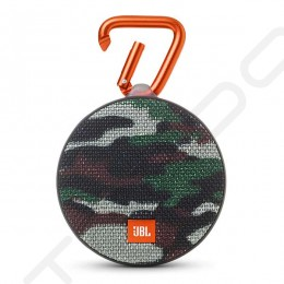 JBL Clip 2 Special Edition Wireless Bluetooth Portable Speaker - Squad
