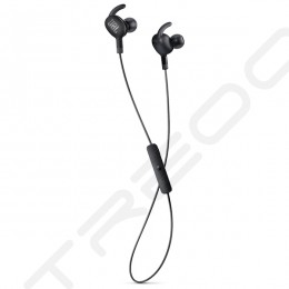 JBL Everest 100 Wireless Bluetooth In-Ear Earphone with Mic - Black