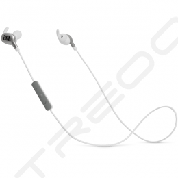 JBL Everest 110GA Wireless Bluetooth In-Ear Earphone with Mic - Silver
