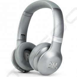 JBL Everest 310GA Wireless Bluetooth On-Ear Headphone with Mic - Silver