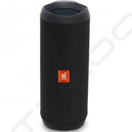 JBL Flip 4 Wireless Bluetooth Portable Speaker - Black