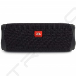 JBL FLIP 5 Wireless Bluetooth Portable Speaker - Black