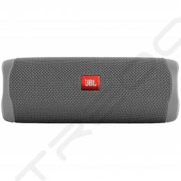 JBL Flip 5 Wireless Bluetooth Portable Speaker - Grey