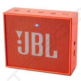 JBL Go Wireless Bluetooth Portable Speaker - Orange