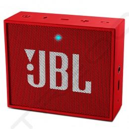 JBL Go Wireless Bluetooth Portable Speaker - Red