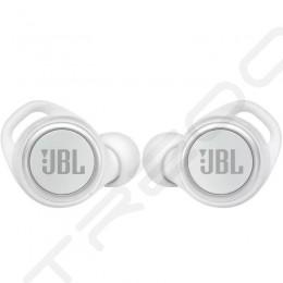 JBL LIVE 300TWS True Wireless Bluetooth In-Ear Earphone with Mic - White