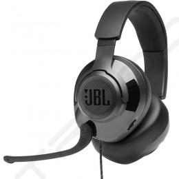 JBL Quantum 300 USB Over-the-Ear Gaming Headset with Mic