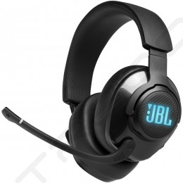 JBL Quantum 400 USB Over-the-Ear Gaming Headset with Mic