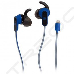 JBL Reflect Aware Noise-Cancelling Lightning In-Ear Earphone with Mic - Blue