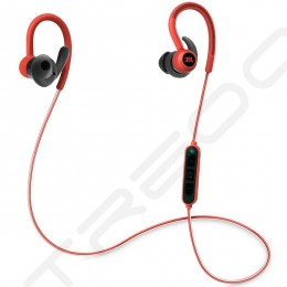 JBL Reflect Contour Wireless Bluetooth In-Ear Earphone with Mic - Red