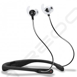 JBL Reflect Fit Wireless Bluetooth Neckband In-Ear Earphone with Mic - Black