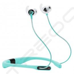 JBL Reflect Fit Wireless Bluetooth Neckband In-Ear Earphone with Mic - Teal