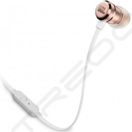 JBL T290 In-Ear Earphone with Mic - Rose Gold