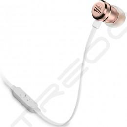 JBL TUNE 290 (T290) In-Ear Earphone with Mic - Rose Gold