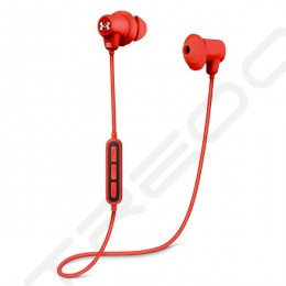 JBL Under Armour Sport Wireless Bluetooth In-Ear Earphone with Mic - Red