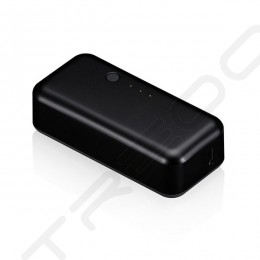 Just Mobile Gum 2200mAh Portable Charger - Black