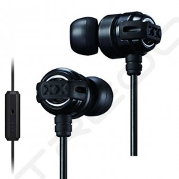 JVC HA-FX11XM In-Ear Earphone with Mic - Black