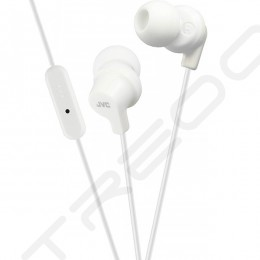 JVC HA-FR15 In-Ear Earphone with Mic - White