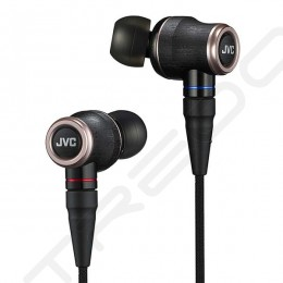 JVC HA-FW01 WOOD 01 In-Ear Earphone