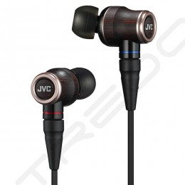 JVC HA-FW02 WOOD 02 In-Ear Earphone