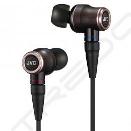 JVC HA-FW02 WOOD 02 In-Ear Earphone