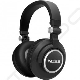 Koss BT540i Wireless Bluetooth Over-the-Ear Headphone with Mic