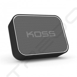 Koss BTS1 Wireless Bluetooth Portable Speaker - Black