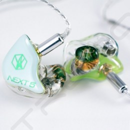 Kumitate Lab SIRIUS 4-Driver Custom In-Ear Monitor