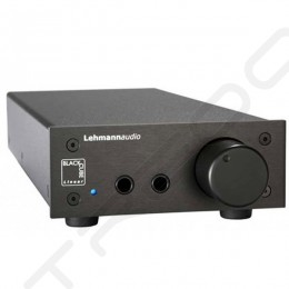 Lehmann Audio Linear Desktop Headphone Amplifier & USB DAC - Black