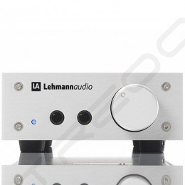 Lehmann Audio Linear Desktop Headphone Amplifier & USB DAC - Silver