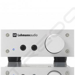 Lehmann Audio Linear Desktop Headphone Amplifier & USB DAC - Silver