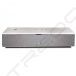 Loewe SoundPort Compact Active Docking Bluetooth Speaker - Aluminium Silver