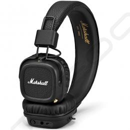 Marshall Major III On-Ear Headphone with Mic - Black