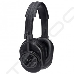 Master & Dynamic MH40 Over-the-Ear Headphone with Mic - Black