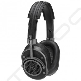 Master & Dynamic MH40 Over-the-Ear Headphone with Mic - Gunmetal Black