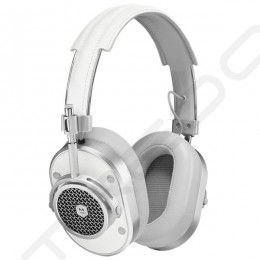 Master & Dynamic MH40 Over-the-Ear Headphone with Mic - White