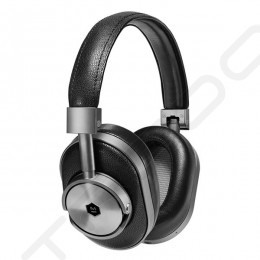 Master & Dynamic MW60 Wireless Bluetooth Over-the-Ear Headphone - Gunmetal