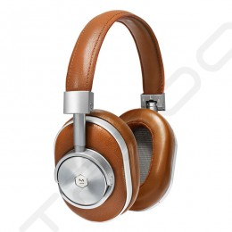 Master & Dynamic MW60 Wireless Bluetooth Over-the-Ear Headphone - Brown