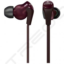 Sony MDR-XB30EX Extra Bass In-Ear Earphone - Red