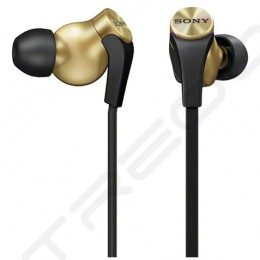 Sony MDR-XB60EX Extra Bass In-Ear Earphone - Gold