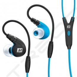 MEE Audio M7P In-Ear Earphone with Mic - Blue