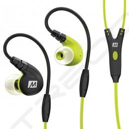 MEE Audio M7P In-Ear Earphone with Mic - Green