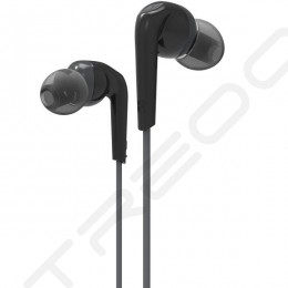 MEE Audio RX18P In-Ear Earphone with Mic - Black