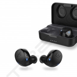 MEE Audio X10 True Wireless Bluetooth In-Ear Earphone with Mic - Black